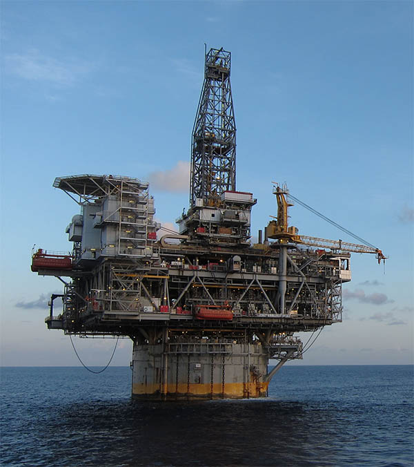 Oil rigs - How do they work? | Kingpin Manufacturing