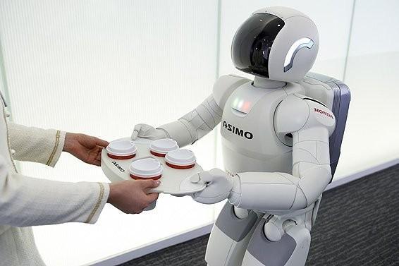 robot tea